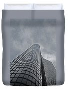 Skyrise Chicago Duvet Cover