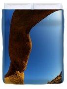 Skyward Duvet Cover by Bob Christopher