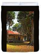 Slave Quarters Duvet Cover by Steve Harrington