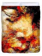 Sleep 0377 Marucii Duvet Cover