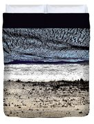 Sleeping Bear Beach Duvet Cover