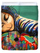 Sleeping Beauty Duvet Cover by Anthony Wilkening