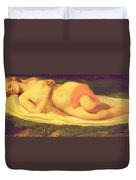 Sleeping Nymph Duvet Cover
