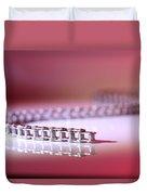 Slithering Chain Duvet Cover