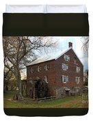 Sloan Park Grist Mill Duvet Cover