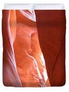 Antelope Slot Canyon Duvet Cover