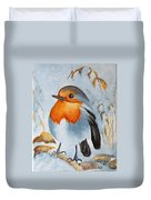 Small Bird Duvet Cover