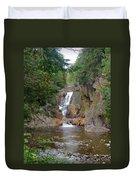 Small Falls Duvet Cover