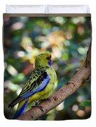 Small Parrot Duvet Cover
