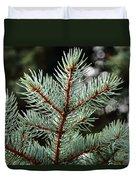 Small Pine Duvet Cover