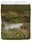 Small Pond Duvet Cover
