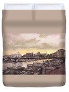 Small-port Santander Duvet Cover