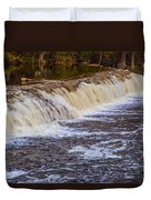 Small Water Fall Duvet Cover
