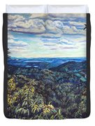 Smartview Blue Ridge Parkway Duvet Cover