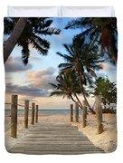 Smathers Beach 2 Duvet Cover