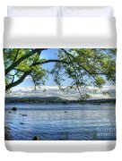 Beautiful Knaresborough - England Duvet Cover