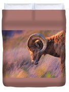 Smell The Wind Duvet Cover