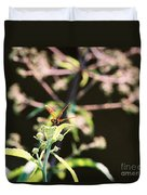 Smiling Dragonfly 3 Duvet Cover