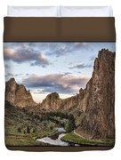 Smith Rock Duvet Cover
