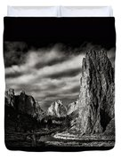 Smith Rock State Park 1 Duvet Cover