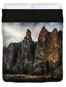 Smith Rock State Park 3 Duvet Cover