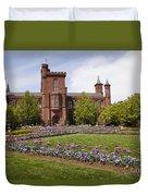 Smithsonian Castle No1 Duvet Cover