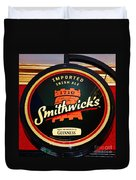 Smithwick Sign Duvet Cover