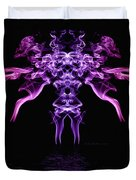 Smoke On The Water 2 Duvet Cover