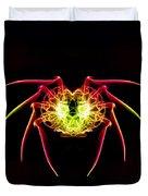 Smoke Spider Duvet Cover
