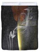 Smokey  Duvet Cover by Brian Roscorla