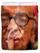 Smoking - Caribbean Serie Duvet Cover