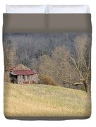 Smoky Mountain Barn 9 Duvet Cover