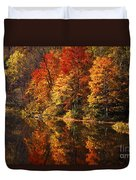 Smoky Mountain Colors - 235 Duvet Cover