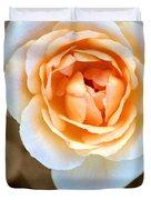 Smooth Angel Rose Duvet Cover