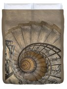 Snailing Stairs Duvet Cover