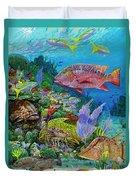 Snapper Reef Re0028 Duvet Cover