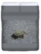 Snapping Turtle 3 Duvet Cover