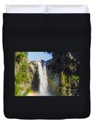 Snoqualime Falls Duvet Cover