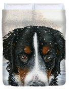 Snow Bumper Duvet Cover