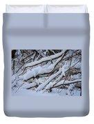 Snow Laden Duvet Cover