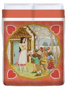 Snow White And The Seven Dwarfs Duvet Cover