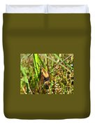 Snowberry Clearwing Duvet Cover