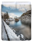 Snowcapped Duvet Cover