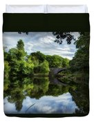 Snowdonia Summer On The River Duvet Cover
