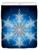 Snowflake - 2012 - A Duvet Cover by Richard Barnes