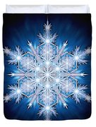 Snowflake - 2013 - A Duvet Cover by Richard Barnes