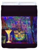 Studio 54 Tribute New York Duvet Cover