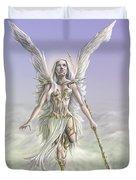 Soaring Angel Duvet Cover