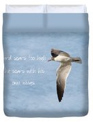 Soaring High 2 Duvet Cover
