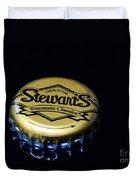 Soda - Stewarts Root Beer Duvet Cover